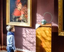 Exposition au musée de la Vie Romantique pour l'Atelier des arts